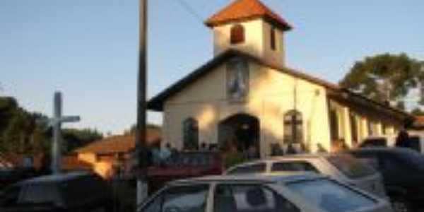 Igreja da Serrinnha ( Miro)-Foto:Miro Janio Costin