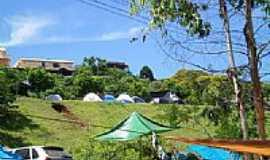 Itá - Área de camping em Itá-SC-Foto:eltonestrada