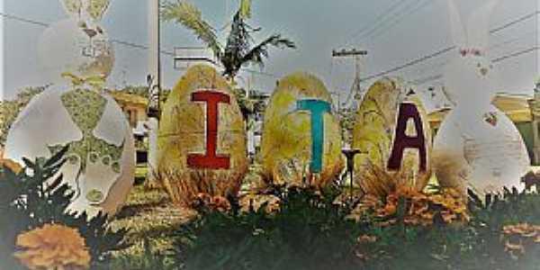 Imagens da cidade de Itá - SC