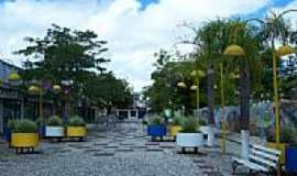 Itaiópolis - Calçadão de Itaiópolis-Foto:Mauro Wunderlich