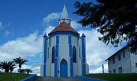 Itaiópolis - Fundos da Igreja de Itaiópolis-Foto:Mauro Wunderlich