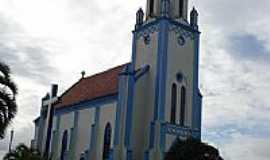 Itaiópolis - Igreja Matriz de Itaiópolis-Foto:itamauro1969