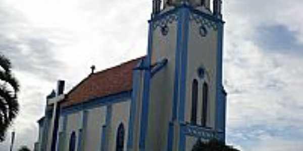 Igreja Matriz de Itaiópolis-Foto:itamauro1969