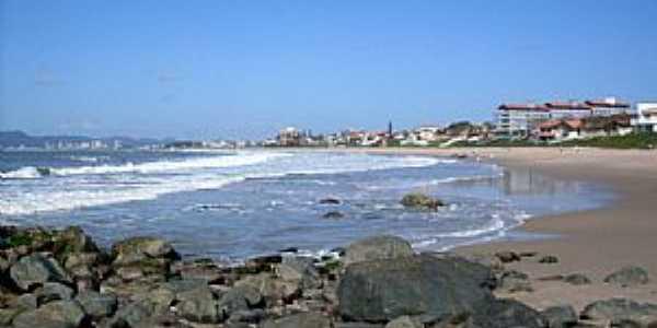 Imagens da Praia de Itajubá - SC