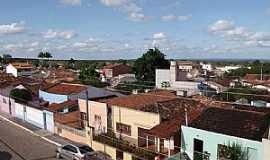 Morro do Chapéu - Morro do Chapéu-BA-Vista parcial da cidade-Foto:Caio Graco Machado