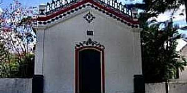 Morro do Chapeu-BA-Capela de N.Sra.da Soledade-Foto:sthelbraga
