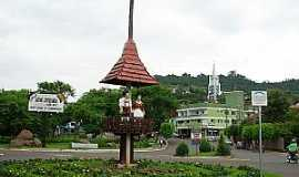 Itapiranga - Pórtico da Cidade de Itapiranga