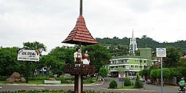 Pórtico da Cidade de Itapiranga