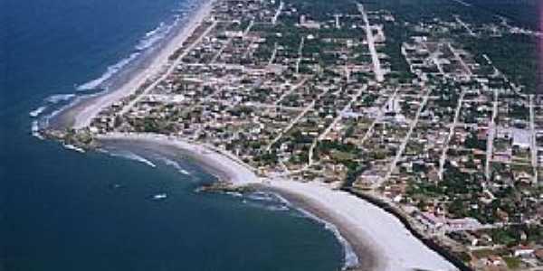 Itapoá-SC-Vista aérea-Foto:Luiz Sidelar da Cunha