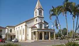 Jacinto Machado - Igreja Matriz de Santa Terezinha em Jacinto Machado-SC-Foto:Marlon Antonelli