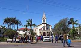 Jacinto Machado - Igreja Matriz por Chikito Tomasi