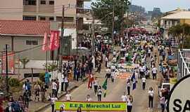 Jaguaruna - Desfile de 7 de Setembro