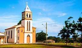 Jaguaruna - Igreja da lagoa do Arroio Corrente