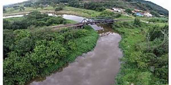 Ponte de Ferro Jaguaruna SC