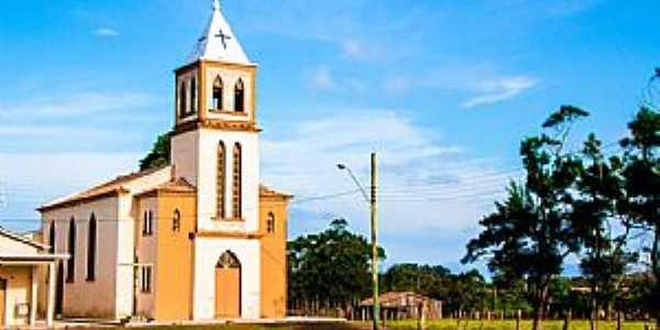 Igreja da lagoa do Arroio Corrente