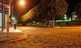 Mortugaba - Pça Padre Durval Soares à noite