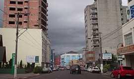 Joaçaba - Joaçaba-SC-Centro da cidade-Foto:THIAGO DAMBROS