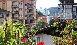 Joaçaba - Joaçaba-SC-Vista do centro da cidade-Foto:THIAGO DAMBROS