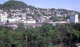 Joaçaba - Joaçaba-SC-Vista parcial da cidade-Foto:THIAGO DAMBROS