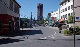 Joinville - Joinville-SC-Rua Pe.Carlos-Foto:THIAGO DAMBROS