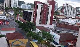 Joinville - Joinville-SC-Vista da área central-Foto:THIAGO DAMBROS