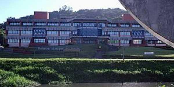 Joinville-SC-Prefeitura Municipal-Foto:THIAGO DAMBROS