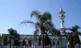 Lages - Mesquita Isl�mica-Foto:Vicente A. Queiroz