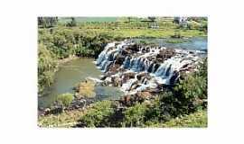 Lebon Régis - Cachoeira do Rio dos Patos em Lebon Régis - SC