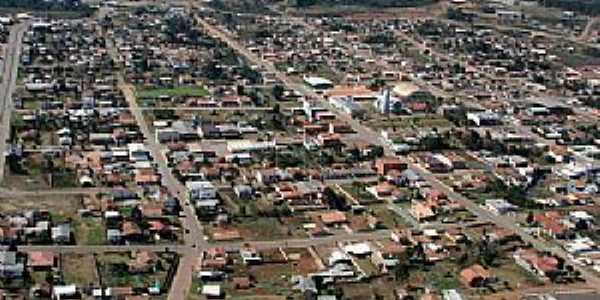 Vista Panorâmica de Lebon Régis - Foto Cidade Brasil