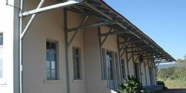 Antiga Estação da EFSC - Lontras - por Sargento.A@C