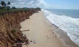 Mucuri - Mucuri-BA-Praia da Costa Dourada-Foto:Gildazio Fernandes
