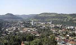 Luzerna - Vista da cidade