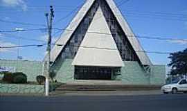 Mafra - Igreja de São José em Mafra-SC-Foto:Jair Teixeira