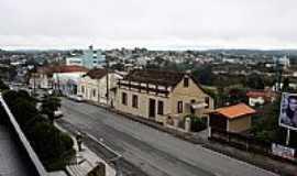 Mafra - Vista parcial da cidade de Mafra-SC-Foto:Idalécio Santos