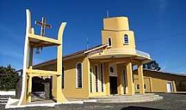 Major Vieira - Major Vieira-SC-Capela de São Sebastião Comunidade Colônia Ruthes-Foto:Ivo Kindel
