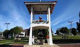 """Major Vieira - Major Vieira-SC-Memorial em homenagem à """"Santa Paulina"""",padroeira da cidade-Foto:Ivo Kindel"""