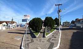 Major Vieira - Major Vieira-SC-Praça central-Foto:Ivo Kindel