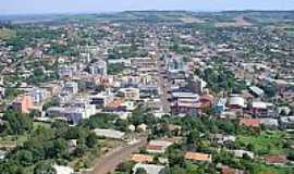 Maravilha - Maravilha-SC-Vista aérea da cidade-Foto:deiwys
