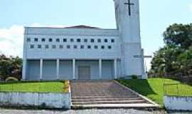 Marcílio Dias - Igreja-Foto:Mauro Wunderlich
