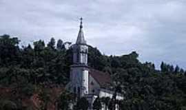 Massaranduba - Igreja Católica  em Massaranduba-Foto:Angelo Carlos Ronchi