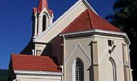 Massaranduba - Igreja em Massaranduba-SC-Foto:Helcio Hermes Hoffma…