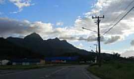 Massaranduba - Rodovia em Massaranduba-SC-Foto:felpzs