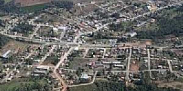 Vista aérea de Monte Castelo-SC-Foto:Jair Teixeira