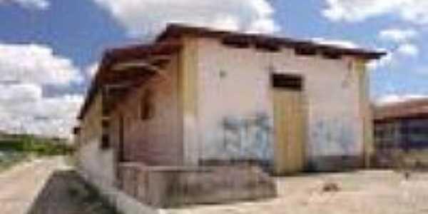 Antiga Estação Ferroviária-Foto:Roque Medeiros