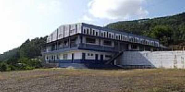Salão de festas em Morro Grande-SC-Foto:José Carminatti