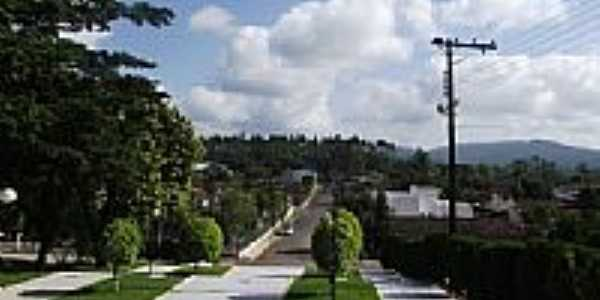 Vista parcial de Morro Grande-SC-Foto:José Carminatti