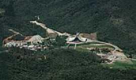 Nova Trento - Vista aérea do Santuário de Santa Paulina em Vigolo,localidade de Nova Trento-Por CIBILS- FOTO:JORNALISM…