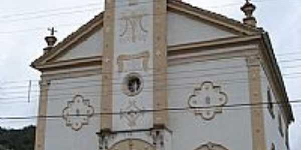 Antiga Igreja Matriz de Nova Trento-SC-Foto:Carlos C. Nasato