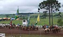 Ouro Verde - Rodeio de Laço-Foto:adalberto antonio