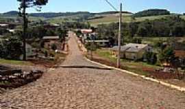 Ouro Verde - Rua Natalino Catapan-Foto:GTL - OVERDE